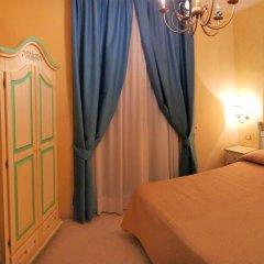 Hotel Scilla 3* Стандартный номер двуспальная кровать фото 21
