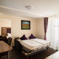 BATU Apart Hotel 3* Улучшенные апартаменты с различными типами кроватей фото 13