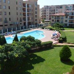 Отель Arcadia Apart Complex балкон