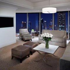 Отель Address Boulevard 5* Представительский люкс с различными типами кроватей фото 3