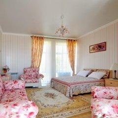 Гостевой дом Де Люкс комната для гостей фото 5