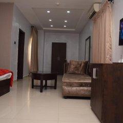 Pelican Hotel Lekki 3* Люкс с различными типами кроватей фото 2