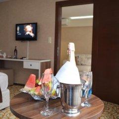 Perama Hotel 3* Люкс с различными типами кроватей фото 8