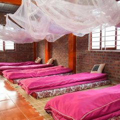 Отель Hoang Kim Homestay Шапа спа фото 2