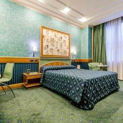 Brunelleschi Hotel 4* Улучшенный номер с различными типами кроватей фото 6