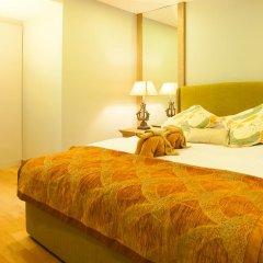 Отель Rocco Huahin Condominium Люкс с различными типами кроватей фото 22
