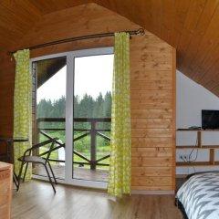 Гостиница Вилла Речка Стандартный семейный номер с двуспальной кроватью фото 8