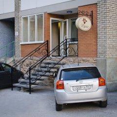 Апарт-Отель Ирис парковка