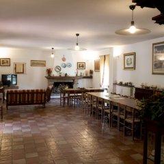 Отель Villa Vallocchia Сполето питание
