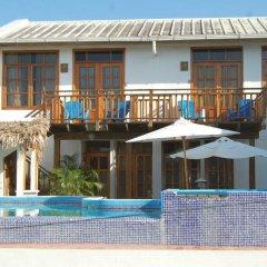 Hotel y Restaurante Cesar Mariscos бассейн фото 2