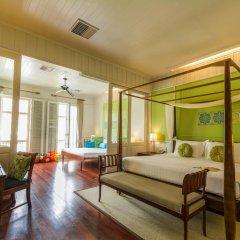 Отель Manathai Koh Samui 4* Семейный люкс с двуспальной кроватью фото 7