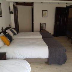 Hotel Rainha Santa Isabel 3* Стандартный семейный номер с двуспальной кроватью