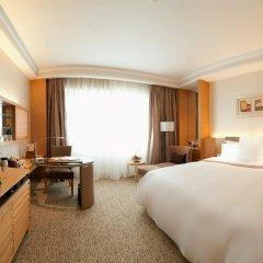 Millennium Hotel Chengdu 4* Улучшенный номер с различными типами кроватей фото 3