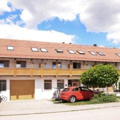 Отель Am Hachinger Bach Германия, Нойбиберг - отзывы, цены и фото номеров - забронировать отель Am Hachinger Bach онлайн парковка