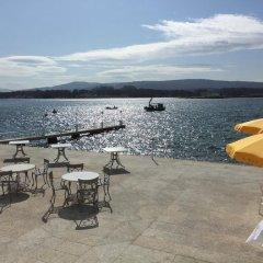 Отель Exclusivo Chalet en Isla de la Toja
