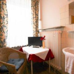 Отель Pension/Guesthouse am Hauptbahnhof Стандартный номер с различными типами кроватей фото 3