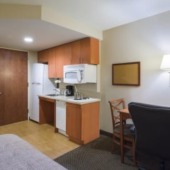 Отель Candlewood Suites NYC -Times Square 3* Студия с различными типами кроватей фото 9