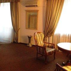 Academy Dnepropetrovsk Hotel 4* Люкс с различными типами кроватей фото 2