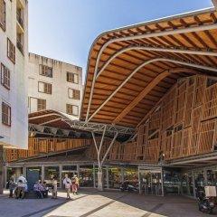 Отель Habitat Apartments Banys Испания, Барселона - отзывы, цены и фото номеров - забронировать отель Habitat Apartments Banys онлайн городской автобус