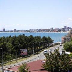 Отель Despina Болгария, Свети Влас - отзывы, цены и фото номеров - забронировать отель Despina онлайн пляж фото 2
