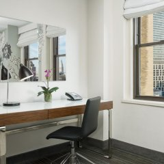 Отель Affinia Manhattan 4* Студия с двуспальной кроватью