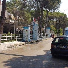 Отель President Албания, Голем - отзывы, цены и фото номеров - забронировать отель President онлайн парковка