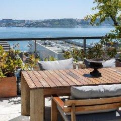 Отель Portuguese Living Chiado Penthouse балкон
