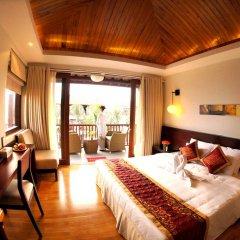 Отель Vinh Hung Emerald Resort Люкс