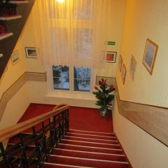 Отель Pensjonat Wanda интерьер отеля