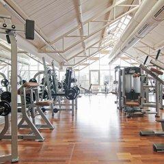 SportScheck Hotel фитнесс-зал