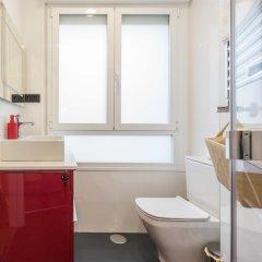 Отель Puerta Del Sol Испания, Мадрид - отзывы, цены и фото номеров - забронировать отель Puerta Del Sol онлайн ванная