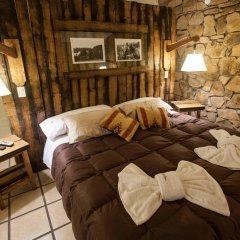 Отель Cabañas Y Suites Villa Bonita Вейнтисинко де Майо комната для гостей фото 5