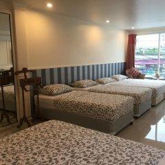 Отель Phuket Airport Suites & Lounge Bar - Club 96 Семейный люкс с двуспальной кроватью фото 5