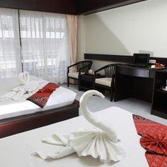 Samui First House Hotel 3* Номер Делюкс с различными типами кроватей фото 4