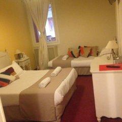 Отель Hôtel Côté Patio 3* Стандартный номер с различными типами кроватей фото 8