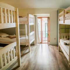 Mad4you Hostel Кровать в общем номере с двухъярусной кроватью фото 6
