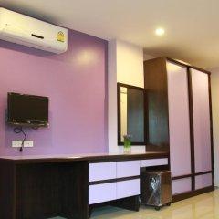 Отель Netprasom Residence Таиланд, Бангкок - отзывы, цены и фото номеров - забронировать отель Netprasom Residence онлайн комната для гостей