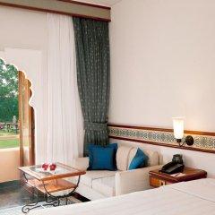 Отель Trident, Jaipur 5* Номер Делюкс с различными типами кроватей фото 2