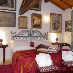 Отель Country House Casino di Caccia Стандартный номер с различными типами кроватей фото 10