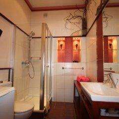 Отель Apartament Gratia Rosa Сопот ванная
