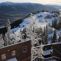 Отель Kvitfjell Alpinhytter фото 6