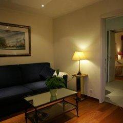 Отель Lisboa Central Park 3* Люкс с различными типами кроватей фото 8