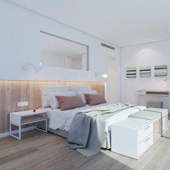 Отель Aparthotel Ponent Mar Апартаменты комфорт с двуспальной кроватью фото 10