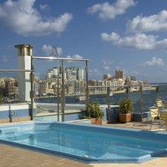 115 The Strand Hotel & Suites Гзира бассейн