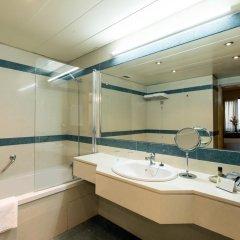 SANA Metropolitan Hotel 4* Люкс с различными типами кроватей фото 4