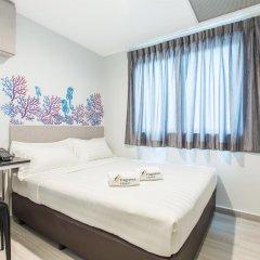 Fragrance Hotel - Selegie 3* Улучшенный номер с различными типами кроватей фото 3