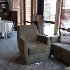 Отель Kiurun Villas Финляндия, Лаппеэнранта - 1 отзыв об отеле, цены и фото номеров - забронировать отель Kiurun Villas онлайн комната для гостей фото 5