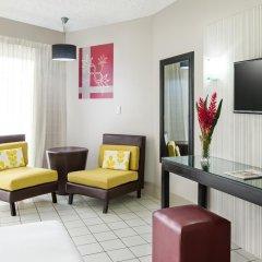 Отель Mercure Nadi 3* Улучшенный номер с различными типами кроватей фото 2