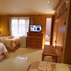 Hotel Corvatsch 2* Стандартный номер с различными типами кроватей