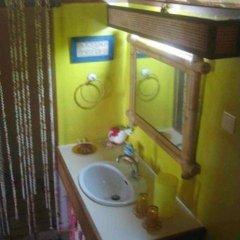 Отель Blue Heaven Island Французская Полинезия, Бора-Бора - отзывы, цены и фото номеров - забронировать отель Blue Heaven Island онлайн ванная фото 5
